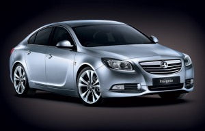 Car of The Year (2009) - Vauxhall Insignia
